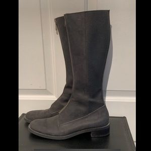 Kors by Michael Kors Leather Knee High Boots 7.5M